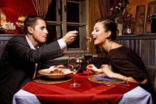 Какими блюдами удивить девушку на свидании?