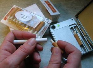 Электронные сигареты рискуют попасть под запрет