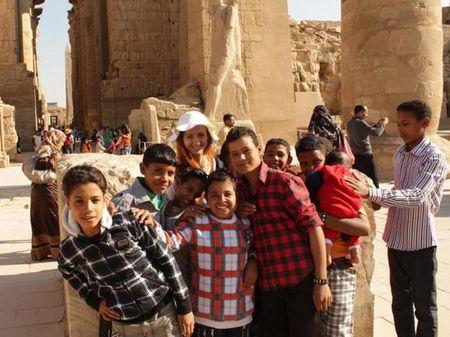 Почему египтяне так себя ведут